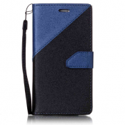Wallet Case Blau zu Samsung S7