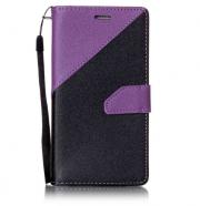 Wallet Case Violet zu Samsung S7